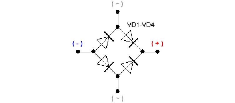 Диодный мост: схема