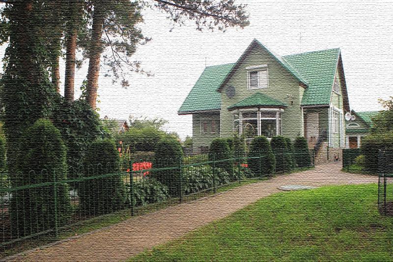 Эдита Пьеха и её дом