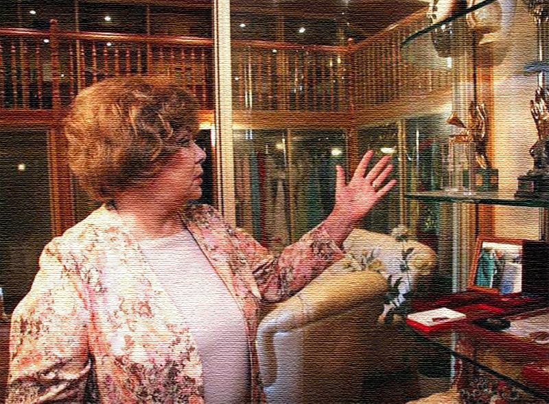 Домик для сказочной феи: удивительная усадьба Эдиты Пьехи