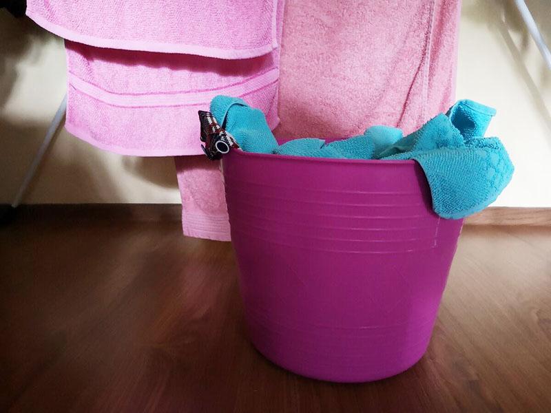 Отличное и функциональное решение для переноски белья