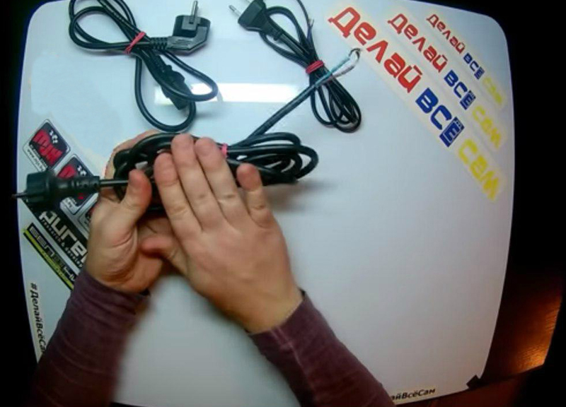 Инфракрасный обогреватель своими руками