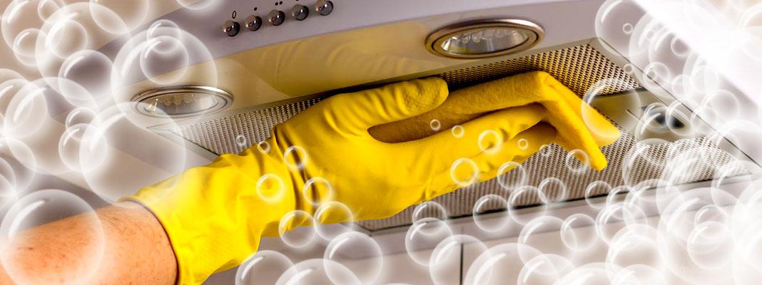 Как почистить вытяжку от жира и грязи