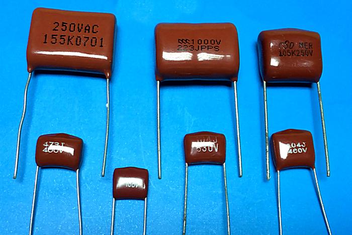 Серебряно-слюдяные конденсаторы