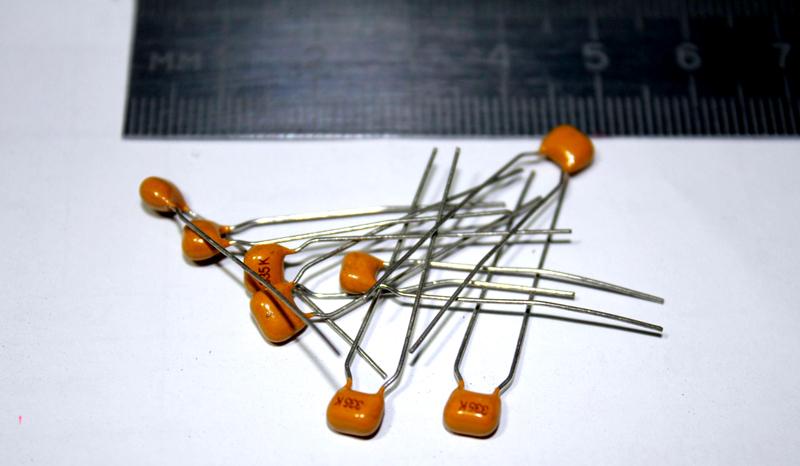 Неполярные керамические конденсаторы
