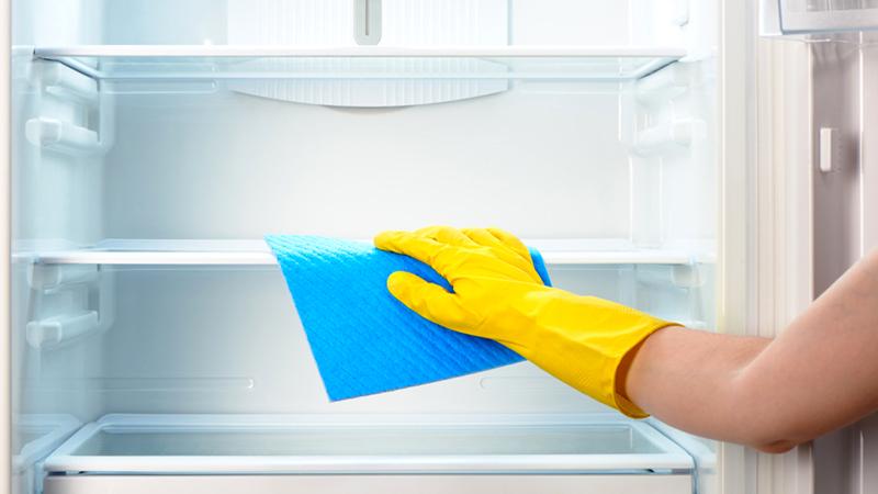 Сушка холодильника