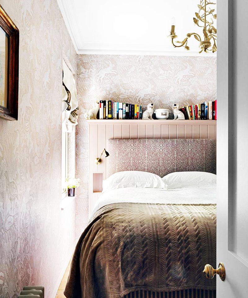 Ещё одна маленькая спальня