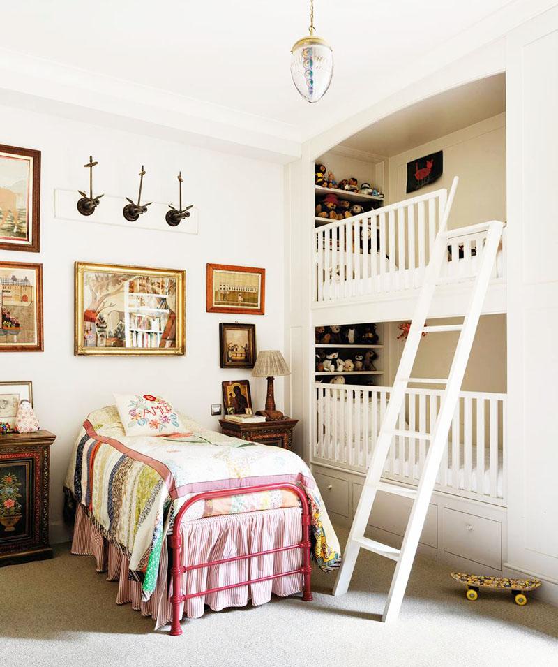 Детская комната для сна и игр