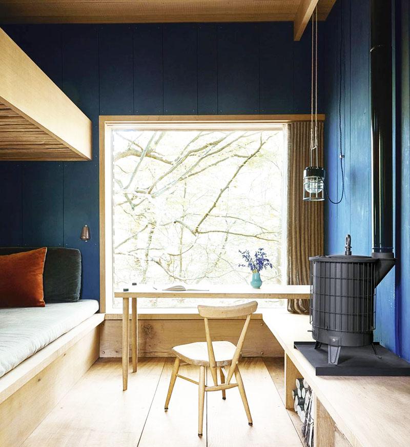 Многофункциональная комната – и для сна, и для работы