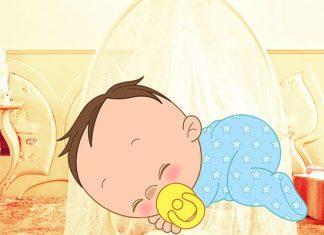 Люлька-колыбель для новорождённых