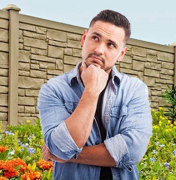 Можно ли поставить глухой забор между соседями в частном доме