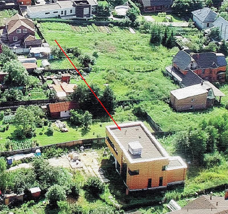 Ольга Шелест и её дом