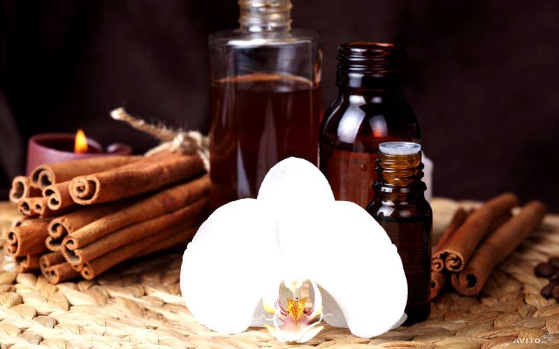 Также вы можете использовать масло ванили для аромалампы