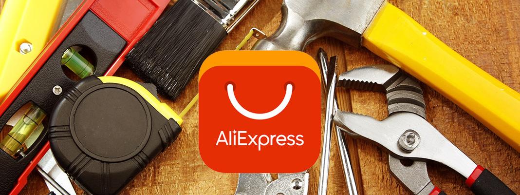 Топ-5 полезных приспособлений для ремонта от AliExpress