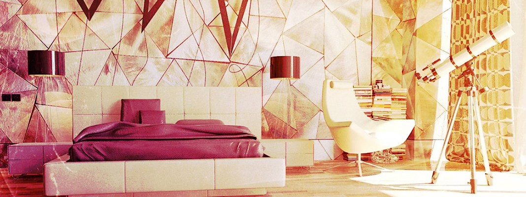 Топ-8 необычных отделочных материалов для дома и дачи