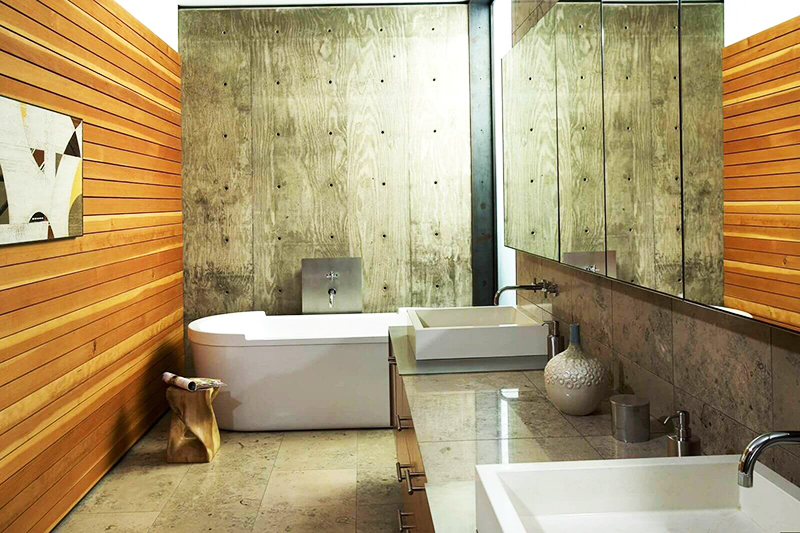 Тренды по оформлению ванной комнаты