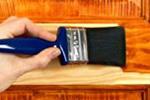 Преображение «бабушкиной» мебели с помощью морилки