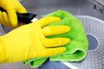 Как быстро и легко отмыть труднодоступные места в стеклянной крышке
