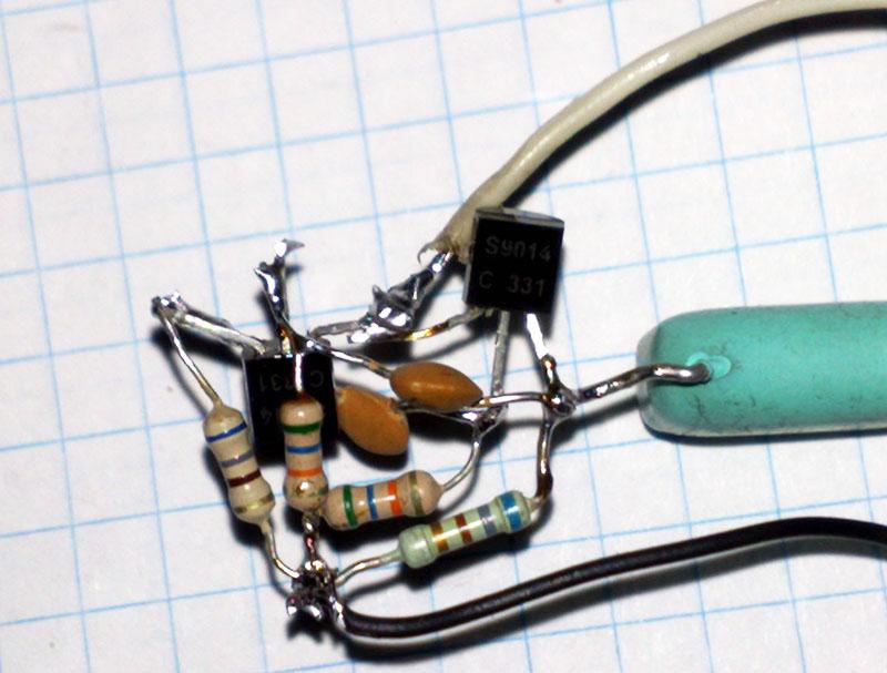 Простейшая глушилка сотовой связи, собранная «на коленке»