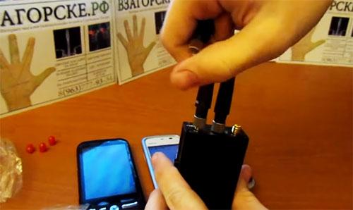 Защита личной жизни: глушилка сотовой связи своими руками