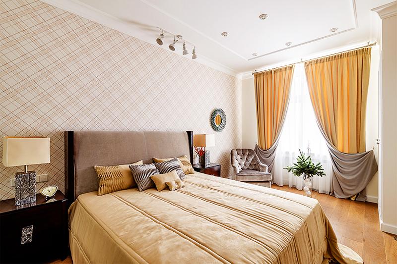 Что сделали из квартиры Юрия Стоянова столичные дизайнеры