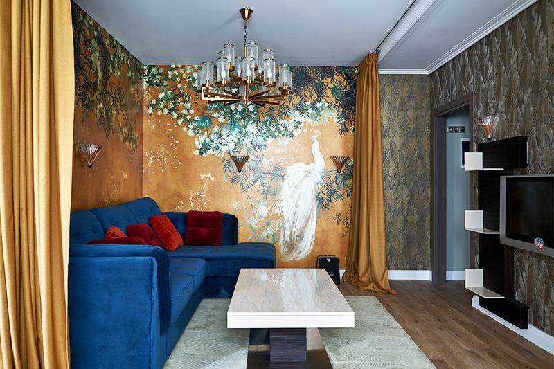 Неоднозначный интерьер новой квартиры Марии Шукшиной