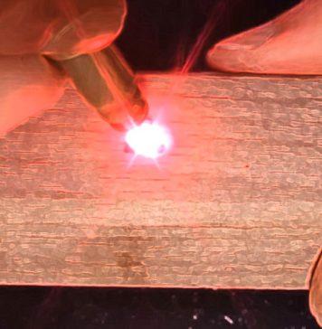 Лазерный гравёр своими руками