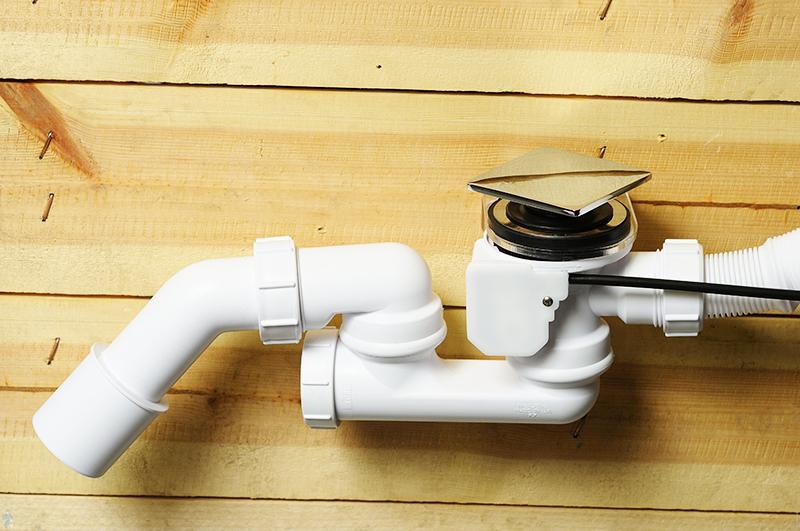Такие сифоны предназначены для низких ванн и душевых кабин