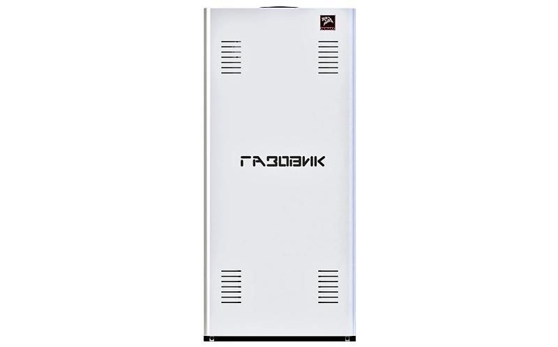 Напольный газовый отопительный котёл Газовик АОГВ-15.5 российской фирмы ЛЕМАКС