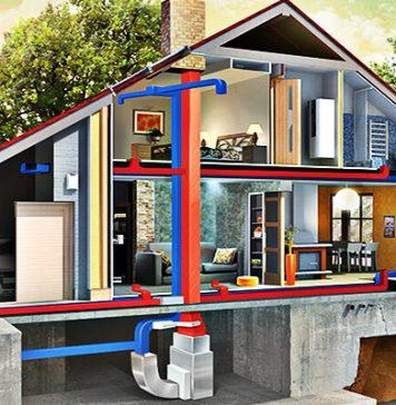 Секреты организации отопления в загородном доме