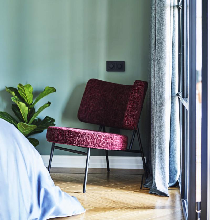 3 в 1: уникальная перепланировка квартиры модного стилиста Александра Рогова