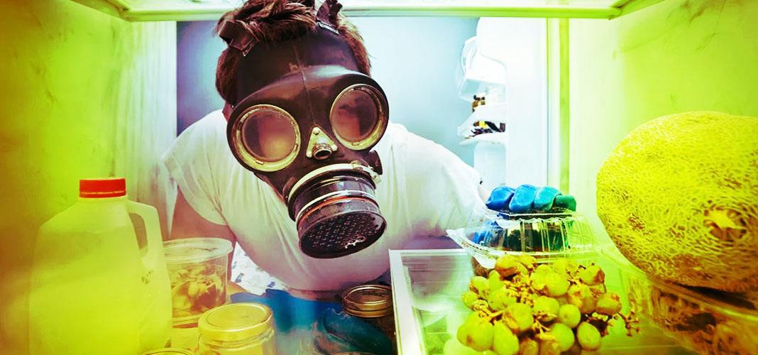Топ-7 средств от запаха в холодильнике