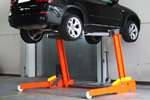 Передвижная станина для гаража: инструкция по изготовлению