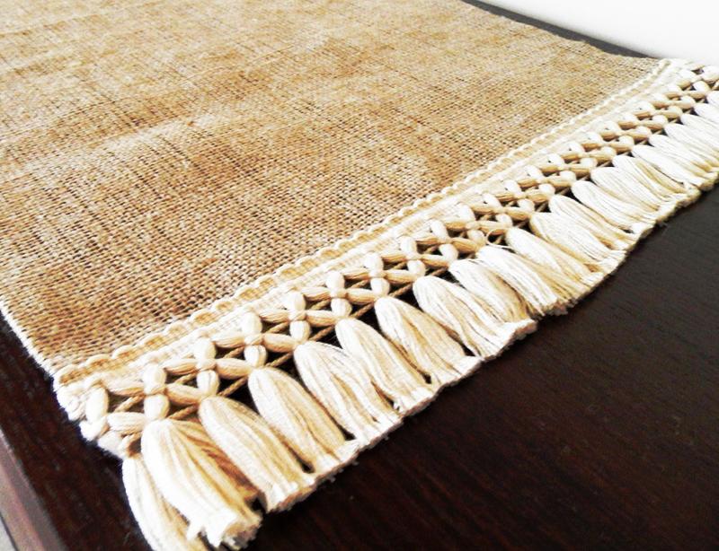 Такой ковёр отлично впишется в интерьер в стилях бохо, эко, этническом или даже лофт