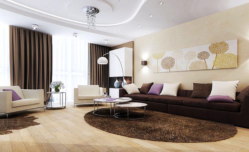 Анализируйте понравившуюся картинку и выделяйте общие детали: цвет и свет, наличие текстиля, ковров, тип мебели. Вы можете повторить только цветовое оформление или найти похожую мебель
