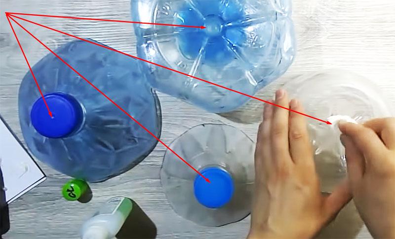 После обработки наждачной бумагой нужно обезжирить склеиваемые поверхности