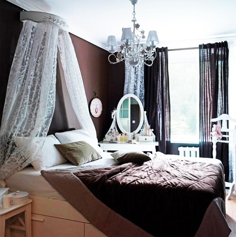 Скромная, но очень уютная квартира Виктории Дайнеко