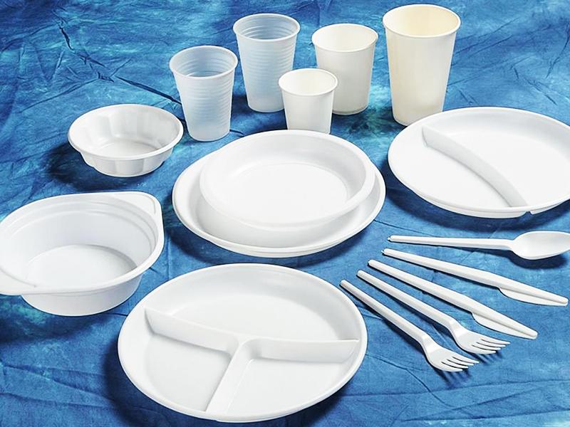Идеи по использованию одноразовой посуды