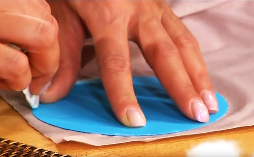 Делаем заготовки из ткани
