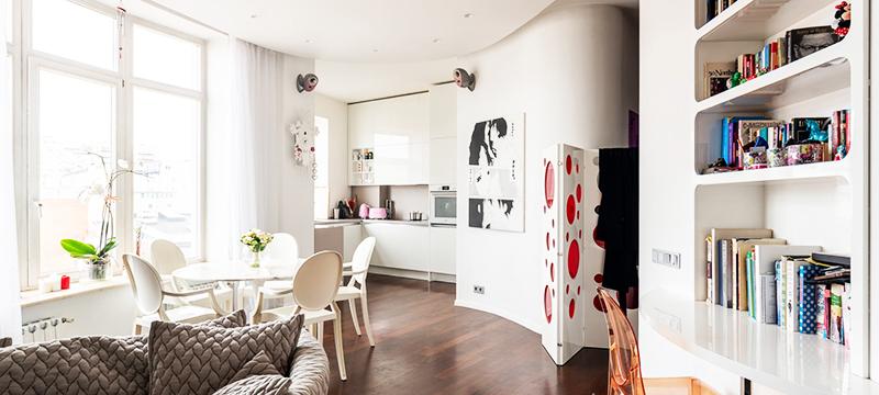 Маша Цигаль и её дом