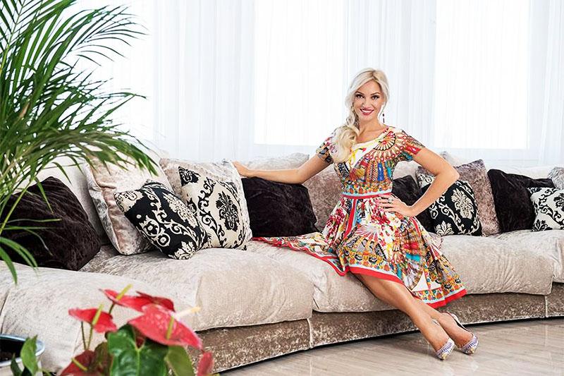 «Миссис мира − 2014» Марина Алексейчик и её квартира