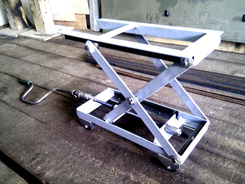 Напольный передвижной подъёмник