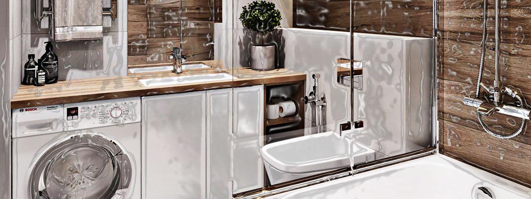 Ванная на 3 м² ─ как создать