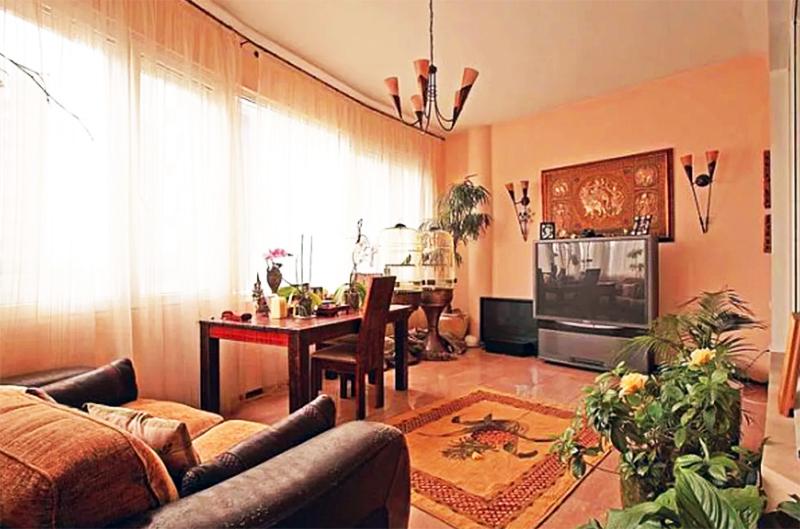 Оригинальные интерьеры участницы «Дома-2» Виктории Бони в Москве и Монако