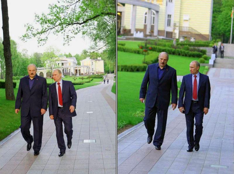 В «Озёрном» президент часто принимает высокопоставленных гостей