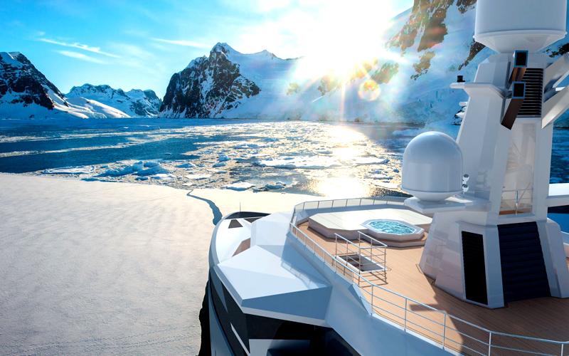 Как живут российские миллиардеры: интерьер яхты скандального Олега Тинькова
