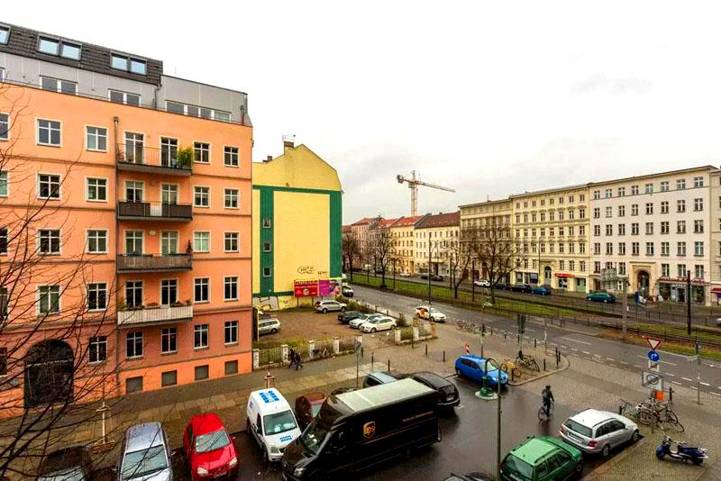 Павел Дуров и его жилье