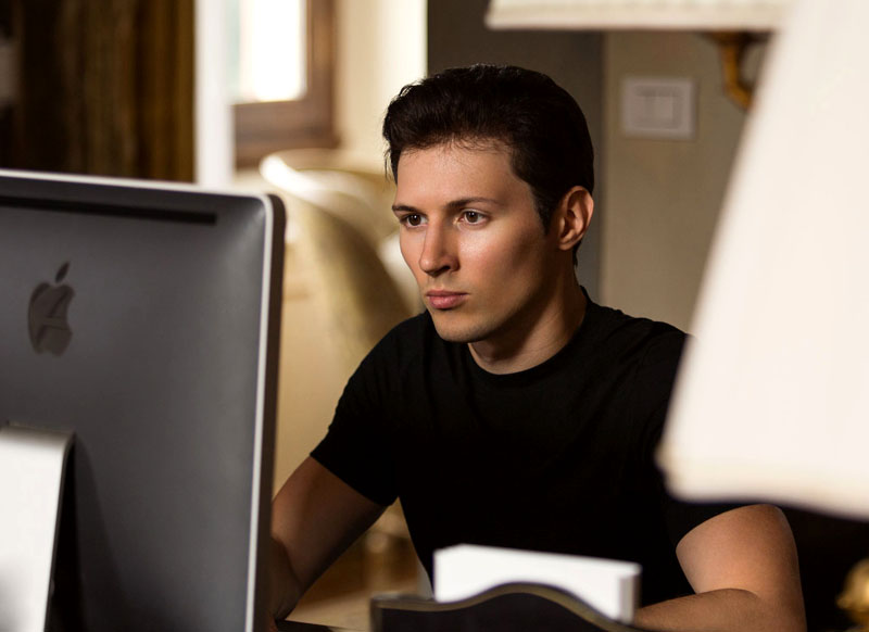 Как живёт самый скрытный российский миллиардер Павел Дуров