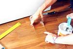 Как спаять линолеум в домашних условиях