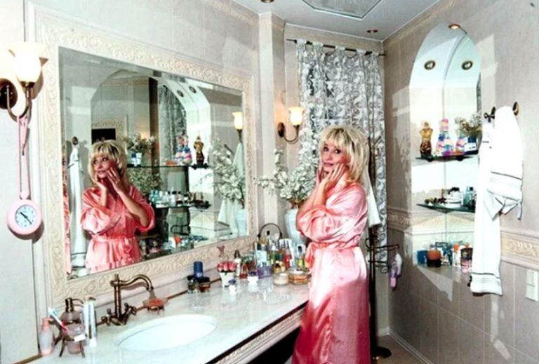 ирина аллегрова дом в италии фото чизкейк творога вынимаем