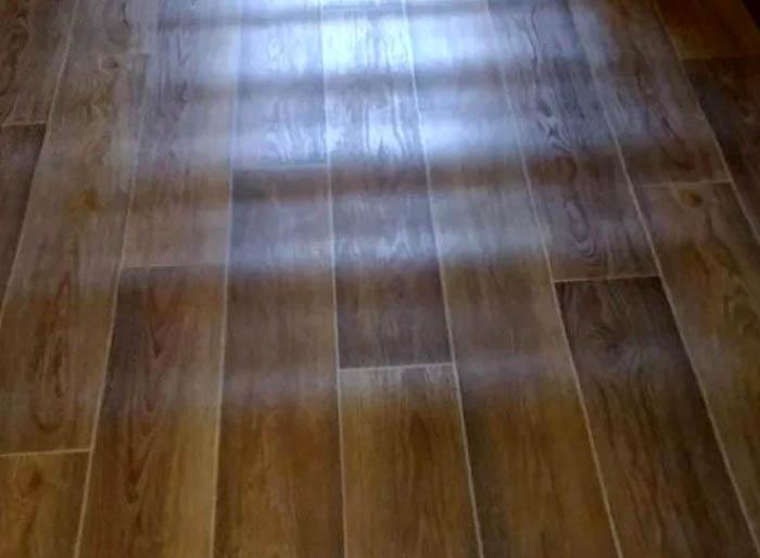Как разгладить линолеум на полу